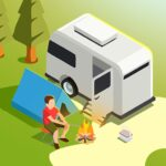 Campground Tycoon  MOD (Unlimited Money) v1.5.3