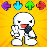 FNF Funky Town Music Adventure  MOD (Unlimited Money) 1.12.0