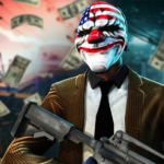 Gangster Crime Bank Robbery -Open World Games 2021  MOD (Unlimited Money) 3.1
