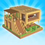 House Craft 3D – Idle Block Building Game  MOD (Unlimited Money) 2.0.1