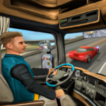 In Truck Driving Simulator Games- Truck Games 2021  MOD (Unlimited Money) 1.2.7