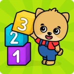 Learning numbers for kids  MOD (Unlimited Money) 1.14