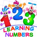 Learning numbers for kids! Writing Counting Games!  MOD (Unlimited Money) 2.0.4.1