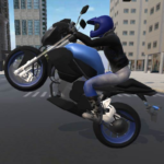 Moto Speed The Motorcycle Game  MOD (Unlimited Money) 0.93
