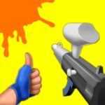 Paintball Shoot 3D – Knock Them All  MOD (Unlimited Money) 2.2.4
