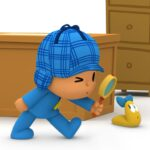 Pocoyo and the Mystery of the Hidden Objects  MOD (Unlimited Money) 1.40