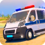 Police Van Gangster Chase – Police Bus Games 2020  MOD (Unlimited Money) 1.2