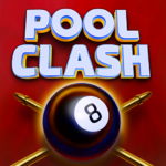 Pool Clash: new 8 ball game  MOD (Unlimited Money) 1.3.4