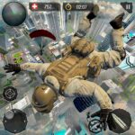 Real Commando Fire Ops Mission: Offline FPS Games  MOD (Unlimited Money) 1.3.2