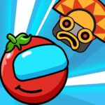 Red Bounce Ball Heroes  MOD (Unlimited Money) 1.41