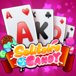 Solitaire Candy Tripeaks : Free Card Games  MOD (Unlimited Money)