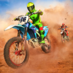 Trial Extreme Motocross Dirt Bike Racing Game 2021  MOD (Unlimited Money) 1.11