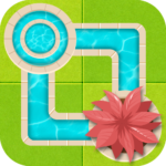 Water Connect Puzzle – Logic Brain Game  MOD (Unlimited Money) 1.0.0.13