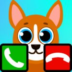 fake call talking dog game  MOD (Unlimited Money) 8.0
