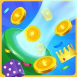 Idle Coin Button: Coin clicker game & Red button  MOD (Unlimited Money) 2.0.3