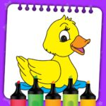 Kids Coloring Book Paint & Coloring Games for Kids  MOD (Unlimited Money) 1.0.1.2