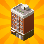 Merge City – Idle Clicker Game  MOD (Unlimited Money) 1.0.6