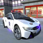 Real i8 Police Car Game 1.3  MOD (Unlimited Money)