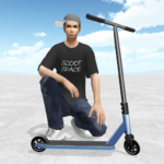 Scooter Space  MOD (Unlimited Money) 1.012