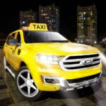 Taxi Game Free – Taxi Driver 3D: Simulator Game  MOD (Unlimited Money) 1.9