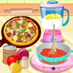 Yummy Pizza, Cooking Game  MOD (Unlimited Money) 6.64.0