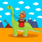 Dinosaur Puzzles for Kids  MOD (Unlimited Money)