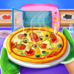 Pizza Maker Chef Baking Game 1.9 MOD (Unlimited Money)