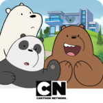 We Bare Bears Match3 Repairs 2.1.8 MOD (Unlimited Money)